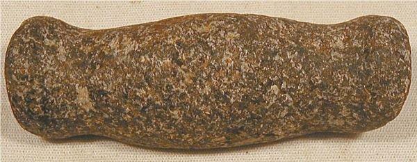 2015: Hard Stone Bar Amulet, Tuscarawas County, Ohio, 3