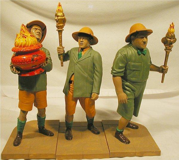 1001: The Three Stooges Store Sales Display Model