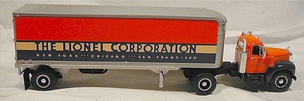 "1015: Lionel Department Store Display Service ""Volvo"" 1"