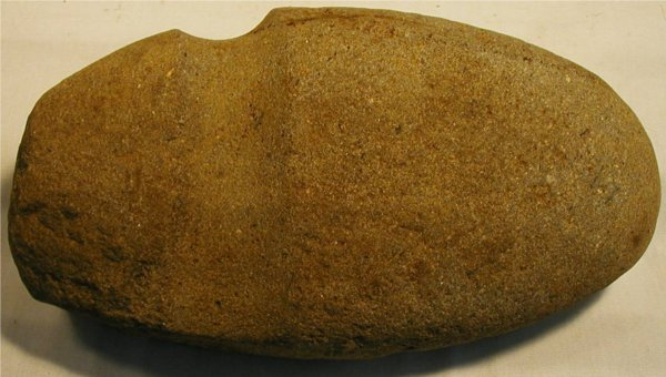 5013: Large 3/4 Groove Axe, Weights 9 lbs., Huron Co.,