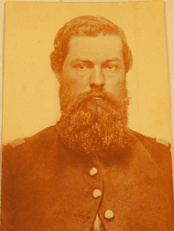 5015: Picture of Civil War Officer