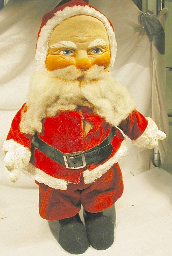 2011: Vintage 1940's Japanese Santa Claus