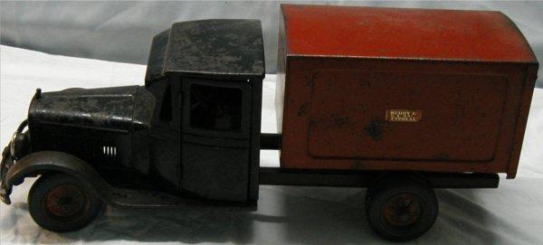 6005: Buddy L Jr. US Air Mail Truck, All Original