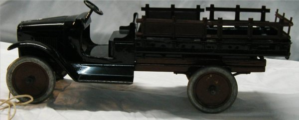 6010: Buddy L Stake Side Truck, All Original
