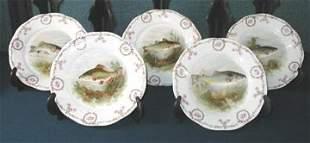 Bavaria Fish Plates