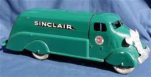 Marx Sinclair Tank Truck