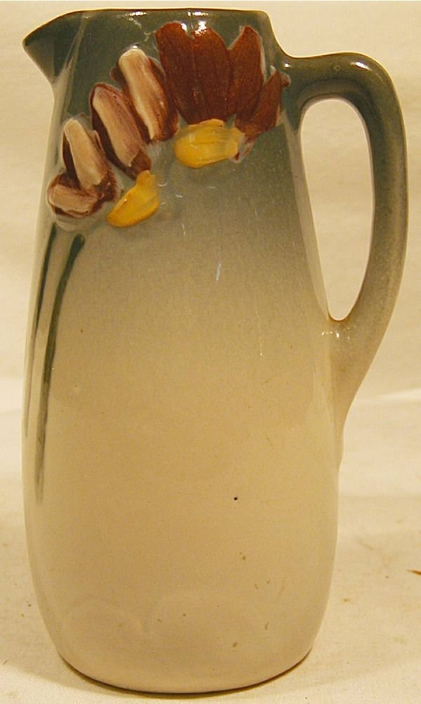 "1018: Wellerware Etna 6"" H. Pitcher, Excellent Conditi"