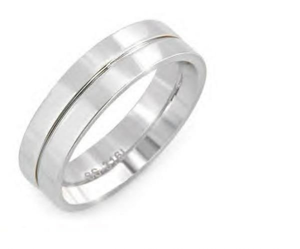 5019: Stylish men's ring beautifully crafted in solid s