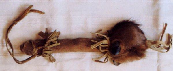 1003: Animal Effigy Club ( Possible Rare Slave Killer)