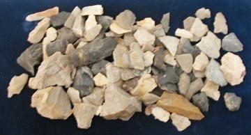 1004: Flint Chards Found Tuscarawas County, Ohio