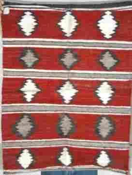 Navaho Rug 28.5 x 38.5