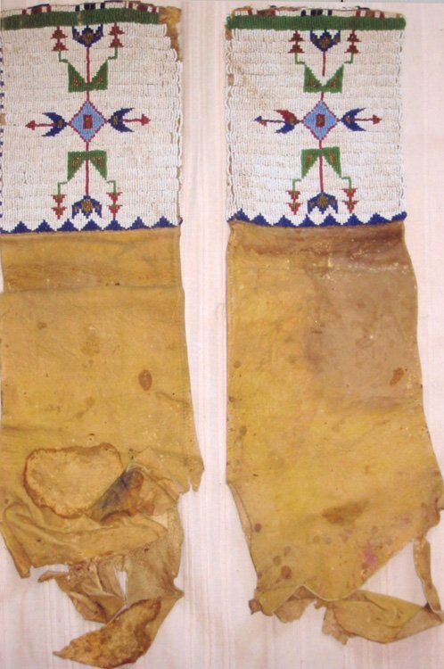 1021: Indian Child's Leggings