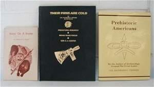 1165: Three Vietzen Books Like New