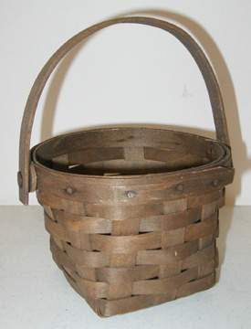 Longaberger 1981 Small Measuring Basket