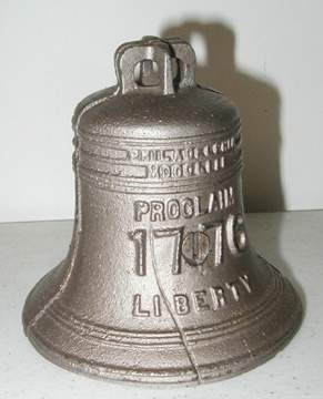Grey Iron Casting Co., Washington Bell Still Bank