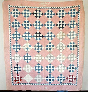 2015: Hand Sewn Quilt