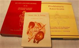 1121: Three Vietzen Books Out of Print Like New (My Lif