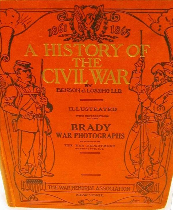 1016: The Civil War 50th Anniversary Brady War Photogra