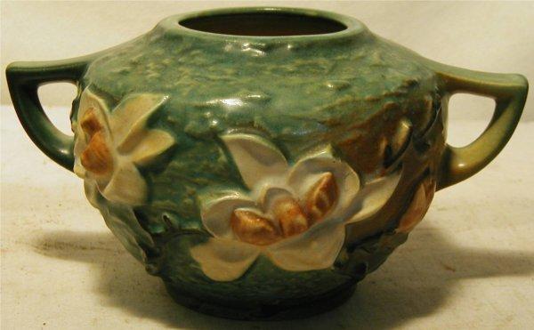 2003: Roseville Magnolia 446-4 Bowl, Excellent Conditio