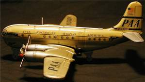 4105 Pan American World Airways Strato Clipper Alps