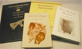 5077: Four Vietzen Books ( There Fires are Cold, Prehis