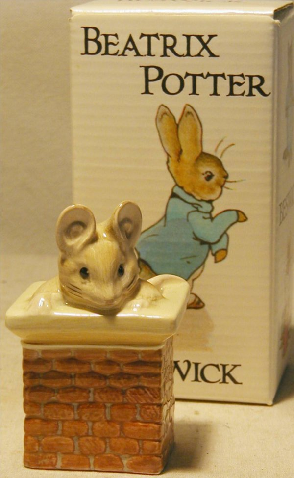 1007: Beswick Beatrix Potter Tom Thumb with Box