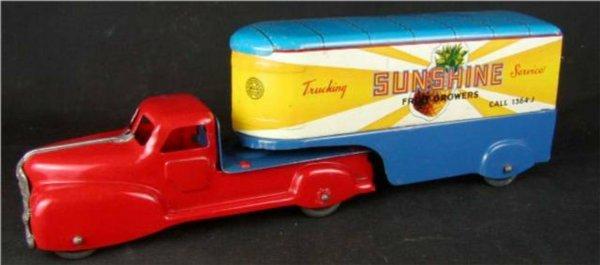 2006: Marx Sunshine Fruit Growers Tractor Trailer 13 1/