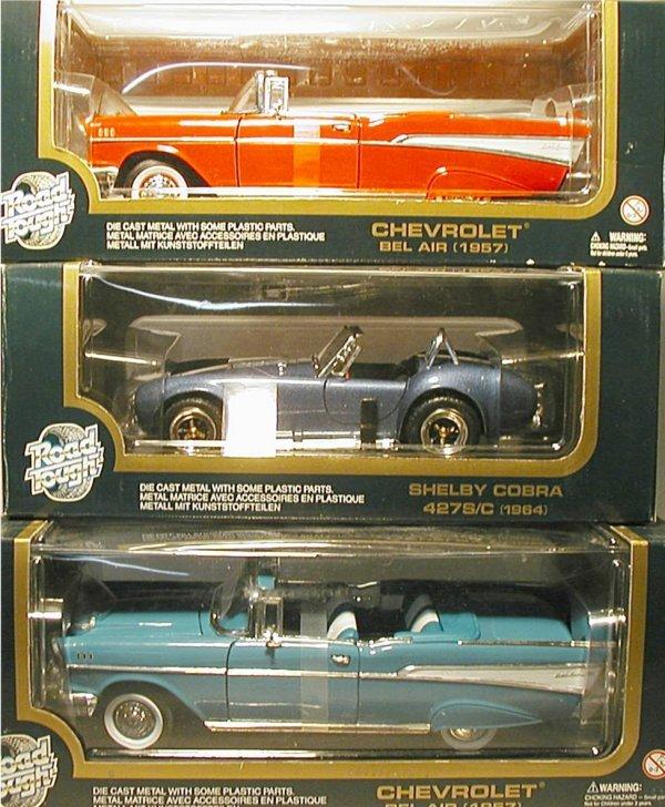 2011: Road Tough (Bel Air, Cobra, Bel Air)