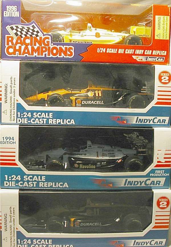 2015: Racing Champions Indy Cars (2-#11, #8, #1), 1:24