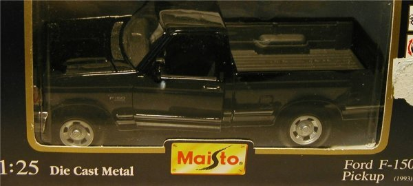 2017: Maisto (Ford F150 Pickup, Mustang GT, Viper, Must - 4