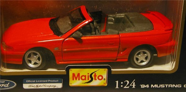 2017: Maisto (Ford F150 Pickup, Mustang GT, Viper, Must - 5