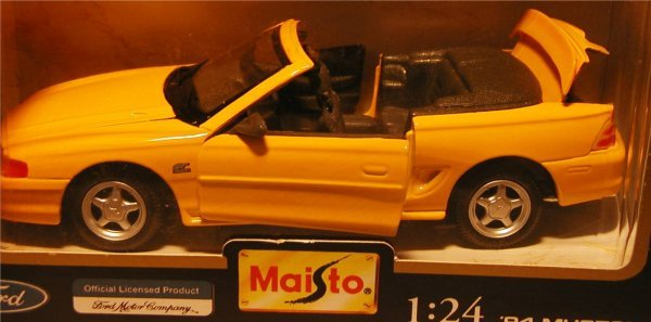 2017: Maisto (Ford F150 Pickup, Mustang GT, Viper, Must - 6