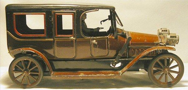 "2234: Karl Bub Saloon 1910, 12 1/2"" Long"