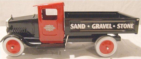 3015: Spec Cast Vintage Steel LE Replica Sand-Gravel Tr