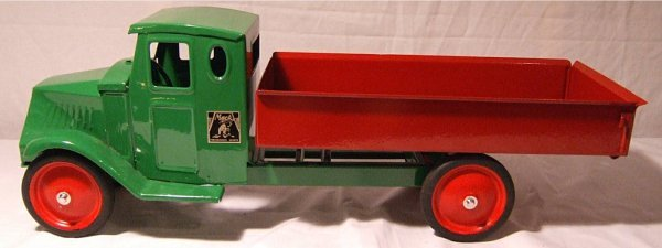 3024: Steelcraft Mack Fixed Steering 24 Inch, Restored