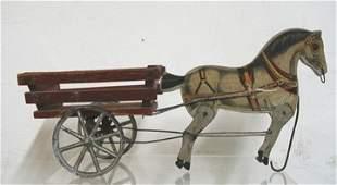 Gibbs Pony Pull Cart