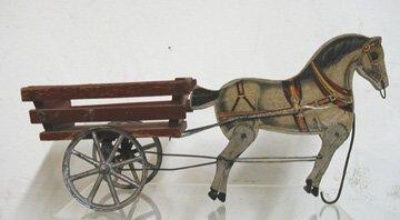 11: Gibbs Pony Pull Cart