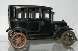 Arcade Cast Iron Ford Sedan