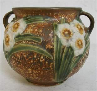 Roseville Jonquil Vase, 534-8