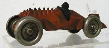 87: Hubley Golden Arrow Racer