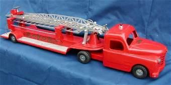127: Structo Aerial Ladder-Fire Truck