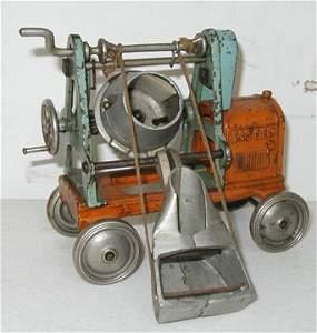 162: Kenton Jaeger Cement Mixer
