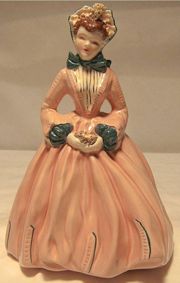 3003: Vintage Florence Ceramics Sue - Ellen Figurine, E