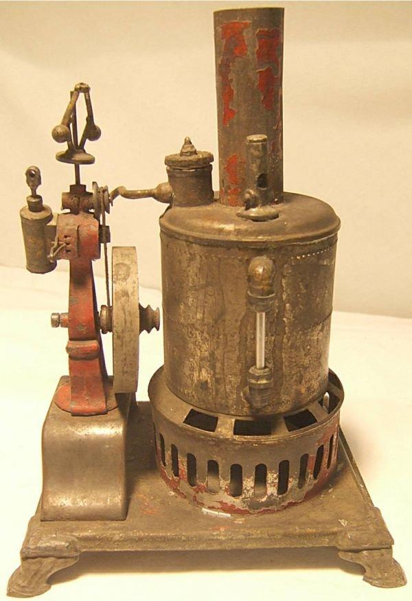 3013: Weeden Mfg. Co. Toy Steam Engine, 8 1/2H x5 3/4W
