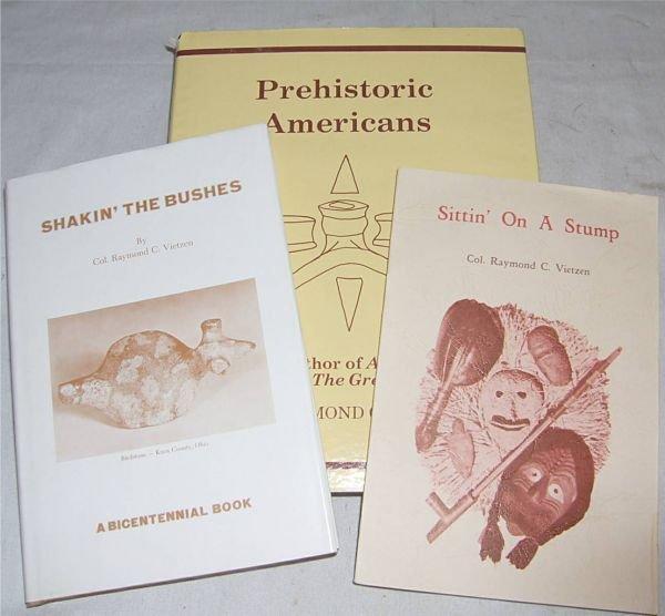 3011: Three Vietzen Books