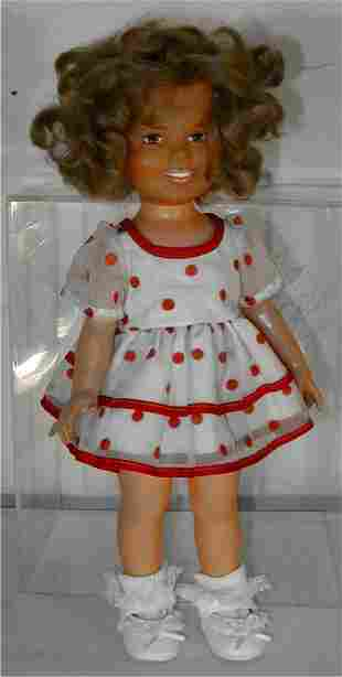 1972 Shirley Temple Ideal 17 Inch Doll