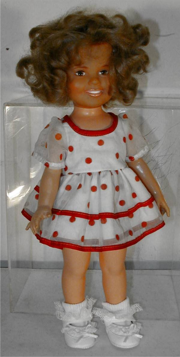 2013: 1972 Shirley Temple Ideal 17 Inch Doll