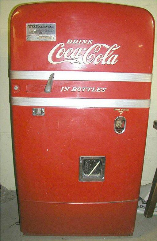 150: Coca Cola Westinghouse BV-56 Bottle Machine
