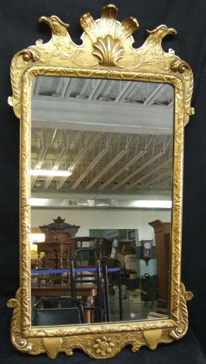 2014: Williamsburg Exact Reproduction of Gold Leaf Mirr
