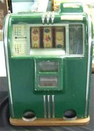 50: Vintage Kelly Double Shoot Penny Slot Machine